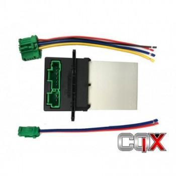 Resistance de chauffage avec prise RENAULT CLIO MEGANE  SCENIC TWINGO 7701048390