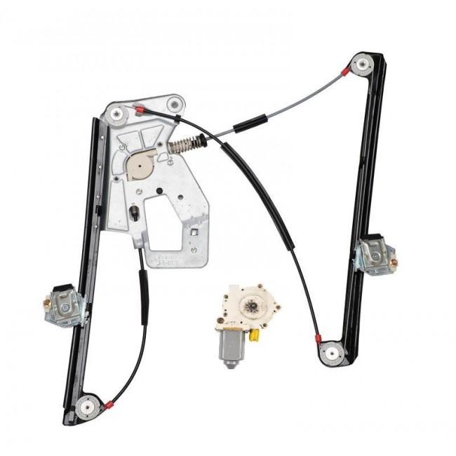 mecanisme leve vitre lectrique avant droit bmw 5 series e39 1997 2003 cqxautoparts. Black Bedroom Furniture Sets. Home Design Ideas