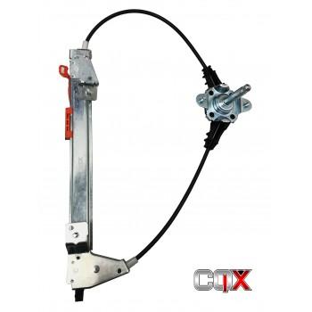 Mecanisme leve vitre Mécanique ,arrière droit,FIAT Punto (09/2005-2011) Punto (2012)  Punto Evo (09/2009-2011) Grande Punto